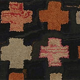 Early American Hand Hooked Rug