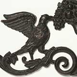 Plaque of Birds and Compote